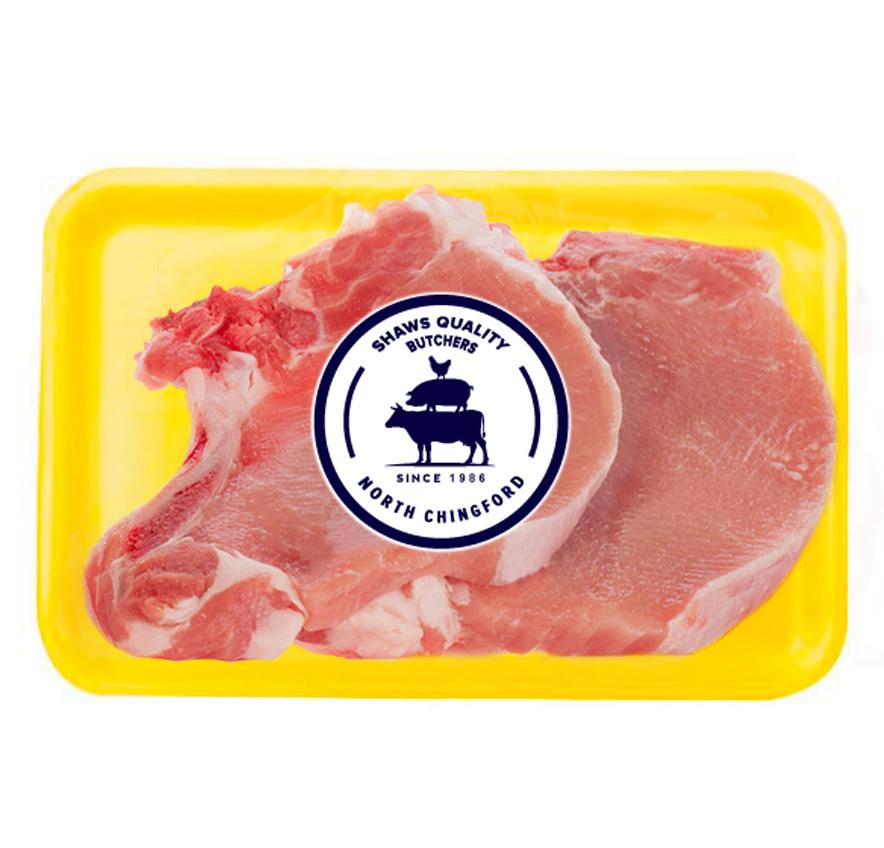 Free Range English Pork Chops